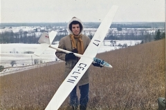 Westover 1975 RC Sailplane Winter Fun Fly. Photos by Lyle Jeakins.