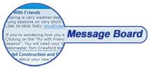 Soggi Message Board